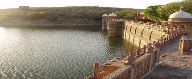 Balsamand Lake Jodhpur Rajasthani-tadka