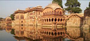 Bharatpur Palace and Museum and place rajasthani-tadka