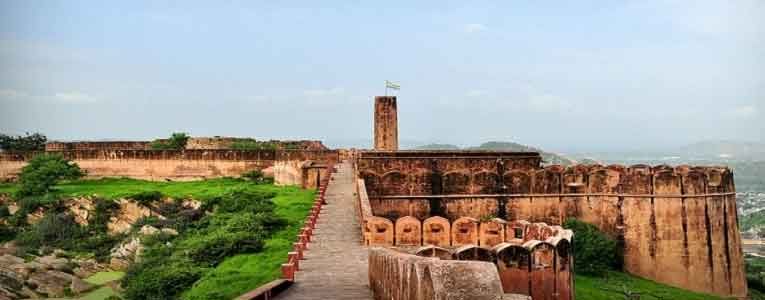 Jaigarh Fort Rajasthani-tadka