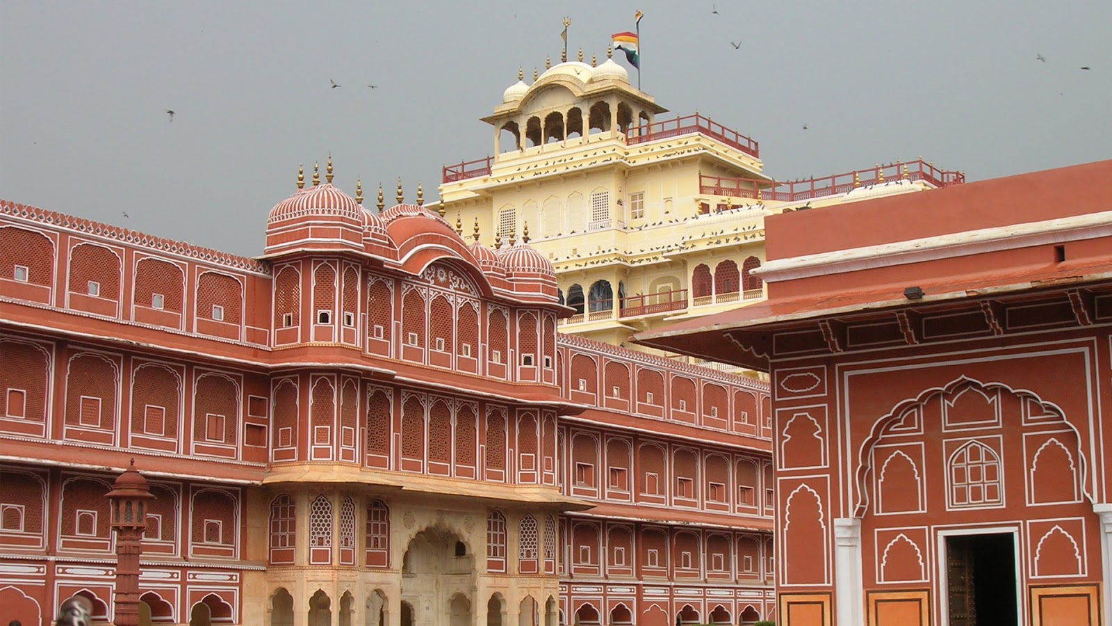 Jaipur city palace raasthani-tadka