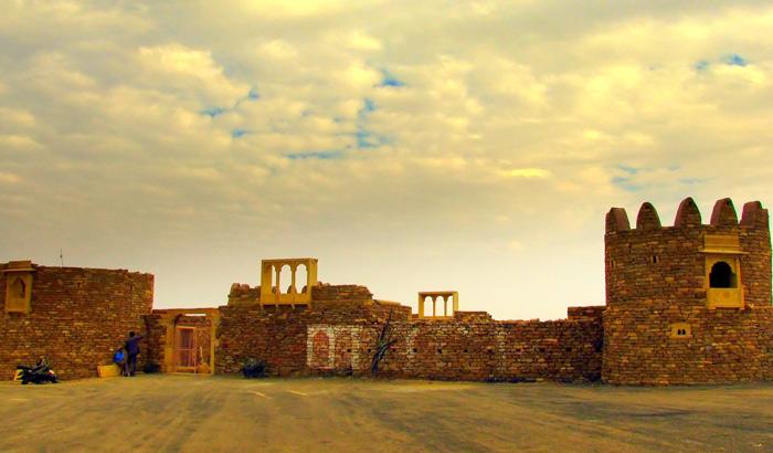 Khaba-Fort-Jaisalmer rajasthani-tadka