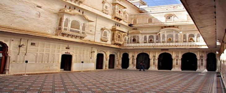 Sadul Singh Museum Bikaner rajasthani-tadka