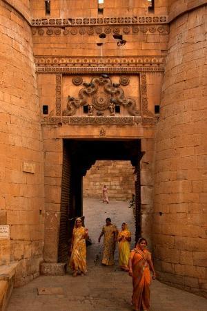 Surya Gate Rajasthani-tadka