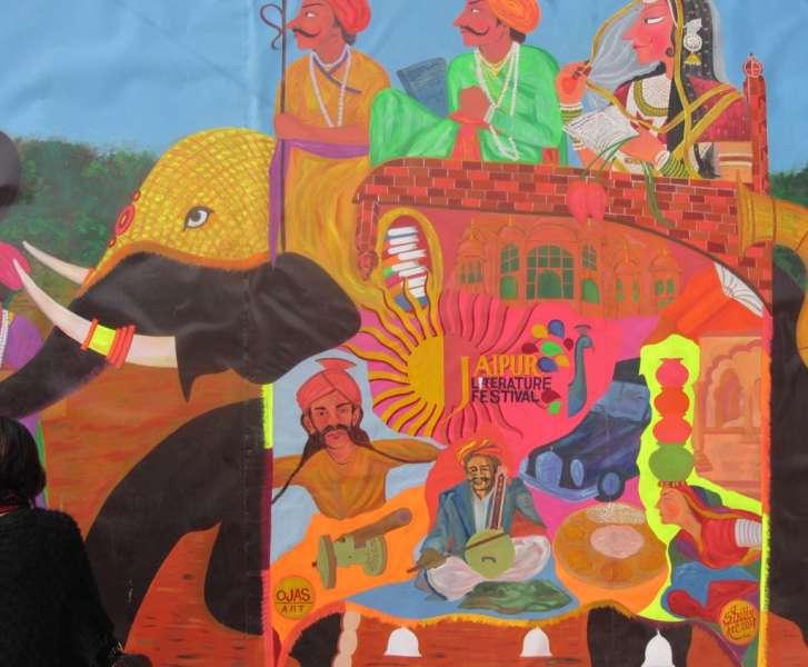 Jaipur-Literature-Festival rajasthani-tadka