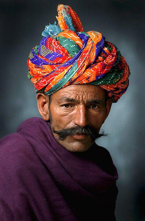 colourful turban Jodhpur ;Rajasthani-tadka