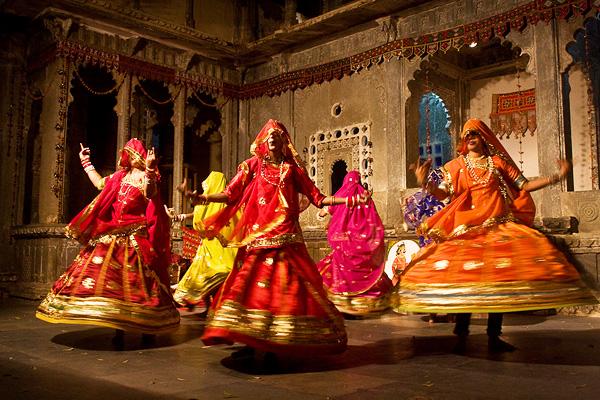 folk dance rajasthani-tadka