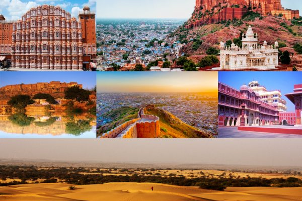 incredible india: incredible rajasthan